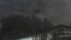 [지상갤러리] 안경수, 12,13, acrylic on canvas, 200×200cm, 2018