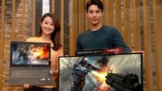 게이밍 모니터부터 고성능 노트북까지…'LG 울트라기어' 라인업 확대