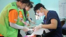 제주항공-열린의사회, 베트남에서 18번째 해외의료봉사