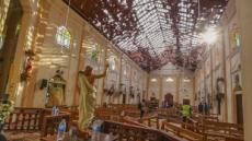 """""""스리랑카 부활절참사는 종교극단주의자 테러""""…용의자 13명 체포, 전세계 애도물결"""