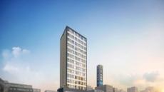 수유역세권 올림공간 원룸형 소형아파트 '수유 팔라티움' 120세대 분양