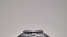 [지상갤러리] 김시영, moon jar, 1300℃ reduction firing, 52×44cm, 2019