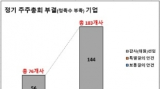 """'번지르한' 주총 내실화 방안…""""현실성 떨어진다"""""""
