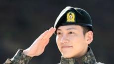 지창욱 육군 만기전역…작품 러브콜 쇄도