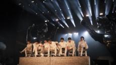 방탄소년단, 미국 로즈볼 스타디움에서 'LOVE YOURSELF: SPEAK YOURSELF' 투어 시작