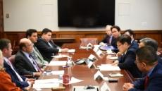 김영주 무협 회장, 미국에 투자·비자·수입 문제 해결 요청