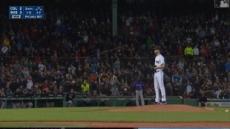 'KKKKK…' 크리스 세일의 7이닝 17K 괴력쇼, MLB 최초 진기록