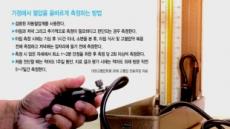 '들쭉날쭉' 혈압…뇌졸중 위험신호