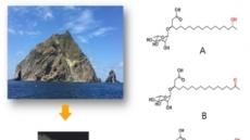 독도 해양미생물서 항암효과 지닌 신물질 발견