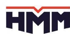현대상선, 새 CI 선포 국내외 통합 'HMM'