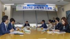 성남시 규제개혁 간담회 개최
