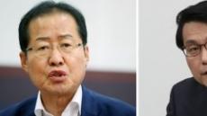 """홍준표, 윤상현 저격 """"같은 당 동료의원 비난…정상적이지 않다"""""""