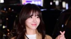 '60대 기사 폭행'한지선, 드라마 하차 하루 만에 피해자 만나 사과?