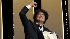"""'블랙리스트'에서 '황금종려상'으로…""""풍자가 봉준호, 칸에서 역사 썼다"""""""