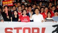 """국민 절반 이상 """"국회 파행, 한국당 책임""""…문대통령 지지도 2.2%p 상승"""
