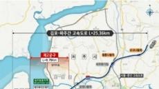 현대건설, 수도권 제2외곽순환고속도로 김포-파주 2공구 프로젝트 수주