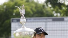 재미교포 케빈나, PGA 투어 3번째 '정상 포옹'