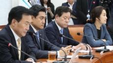 """손학규ㆍ오신환, 서로 면전에서 독설…""""후퇴 없다"""" vs """"독단 독선"""""""