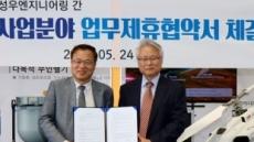 LIG넥스원, 성우엔지니어링과 드론·무인기사업 제휴