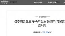 """'지하철 성추행' 한의사 형 """"동생 무죄""""청원글 논란 이유"""