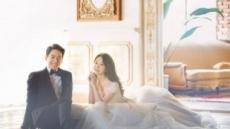 """강태성·정아라 결혼…""""깊은 배려심에 반해"""""""