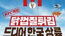 온라인 커뮤니티 달군 KFC '닭껍질튀김'…국내 일부 매장 한정 판매