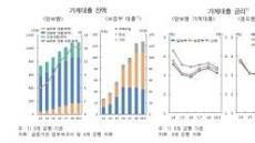 [6월 금융안정보고서] 보증부 가계대출 5년새 100兆 증가