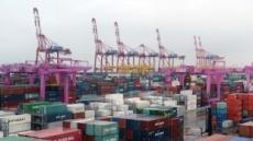 불과 1년만에…한국 수출 다시 6000억달러 밑으로