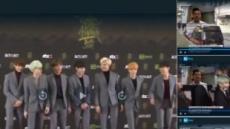 """伊 방송사, YG 보도하며 BTS 사진 사용…""""의도적"""""""