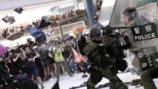 中, 홍콩 시위대 행동에…'폭력 시위' 규정