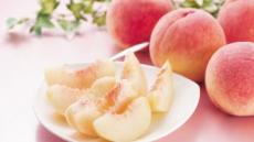 여름 기력회복, 다이어트 식품… 옥수수, 복숭아 그리고 열무…