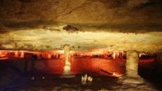 여름이 닿지않는 곳, 서늘한 냉기가 땀 식혀주는 '동굴 속으로'