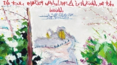 [지상갤러리] 우국원, Dont Judge, 116.8 x 91cm, Oil on canvas, 2019