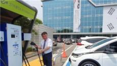 전기오토바이 보급 활성화...배터리 충전소 정부가 설치