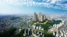 개웅산 숲세권 누리는 역세권 중소형 아파트 '오류동역 트리플하임'
