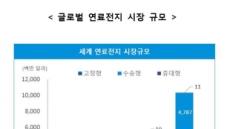 """삼정KPMG """"12.5兆 연료전지 시장 잡아야"""""""