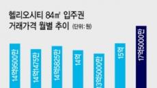 곳곳서 풍선효과…'헬리오시티 84㎡ 13.5억→17.5억'