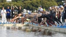 수영장서 무더위·악취 호소한 선수들…불안한 도쿄올림픽