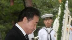 이낙연 총리, 광복절 맞아 '광복군 합동묘역' 국무총리 첫 참배