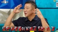 """예능 늦둥이 허재, """"축구 방송 나간 후 사람들이 나만 보는 것 같아"""""""