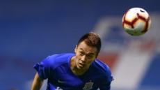 김신욱 또 공격포인트…상하이 선화, 중국 FA컵 결승행