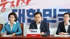 '조국 의혹' 확전 주도할까…한국당 장외 투쟁 '중대기로'