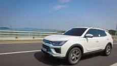 [정찬수의 시승기-쌍용차 '코란도 가솔린'] 초저공해 도심형 가솔린 SUV, 유모차 2대도 거뜬 적재공간 매력