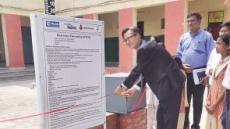 현대로템, 인도 델리서 학교 교육환경 개선 공사