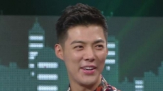 """강남 """"이상화와 데이트 시작할 때 뛰고, 끝나고 뛴다"""""""