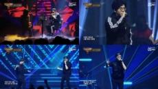 '쇼미8' 크루 대항전 BGM-v크루 2연승, 팀워크+에너지 돋보였다