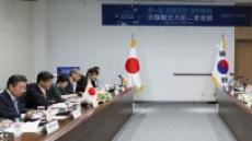 한중일 관광장관회의 개최, 공동선언문 채택