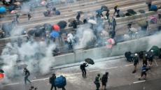 """""""인내엔 한계 있다"""" 中언론, 홍콩 시위대에 경고"""