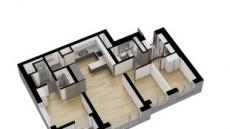 주거형으로 탈 바꿈한 '죽전역 화성파크드림' 오피스텔...전 실 4Bay 혁신설계