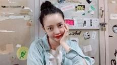 """구하라 안검하수 수술 후 근황…""""미드나잇 퀸"""""""